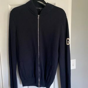 Gucci zip-up Sweater